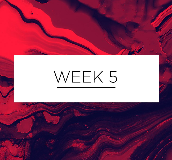 Lent Week 5 | March 18-24