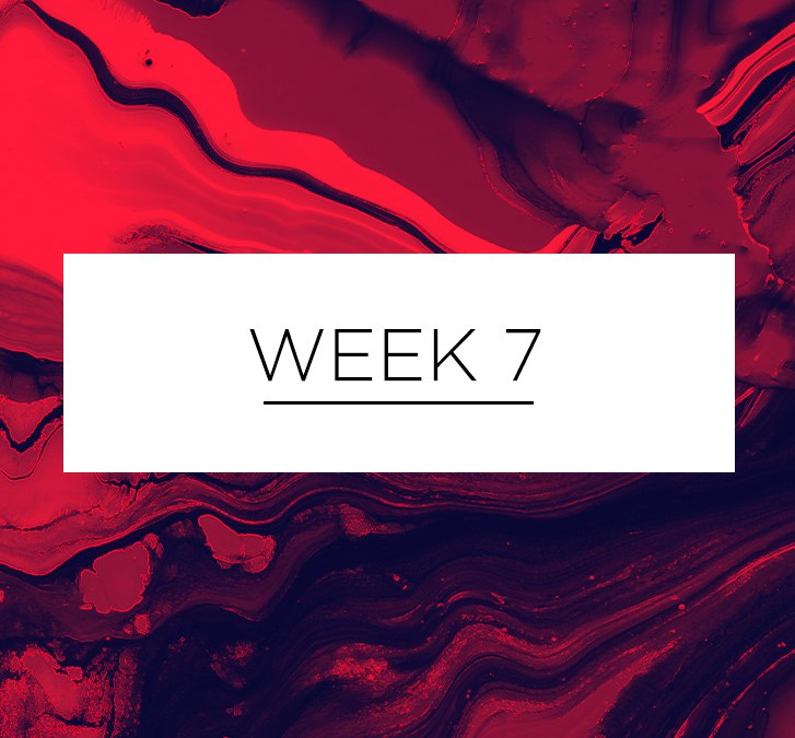 Lent Week 7 | April 1-7