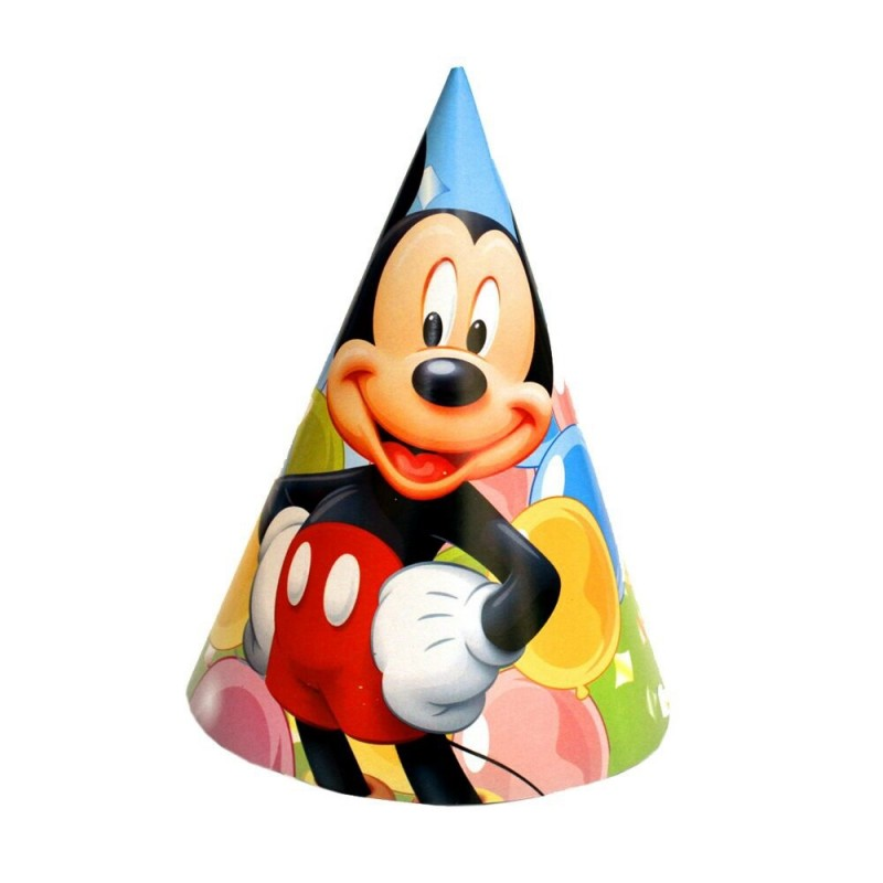 Mickey Mouse Party Hats The Party Station