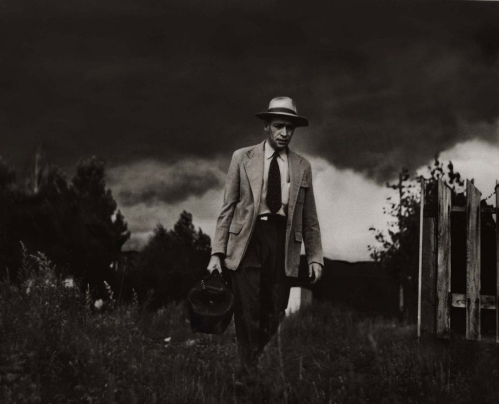 From The Country Doctor, Life Magazine. ©W. Eugene Smith