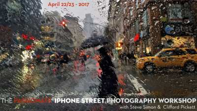 Sold Out The Passionate Photographer iPhone Street Photography Workshop with Clifford Pickett & Steve Simon