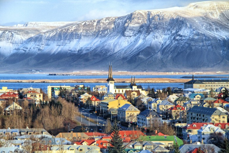 Top 5 places to stay in Iceland