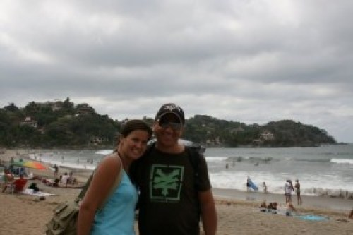 Our first visit to Sayulita in 2009