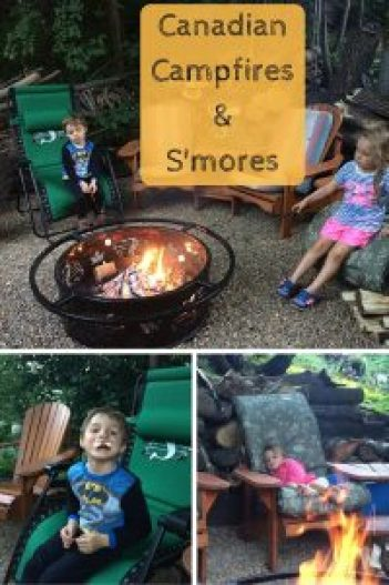 Canadian Campfires & S'mores