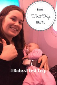 Baby's First Trip – Baby E