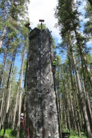 Cypress Rock Climbing