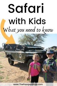 Africa Safari with Kids