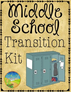 These middle school transition activities will help young adults start the middle school years off right. Middle school hacks for success focus on staying organized, getting involved in activities, and more. #middleschool #teens #pathway2success