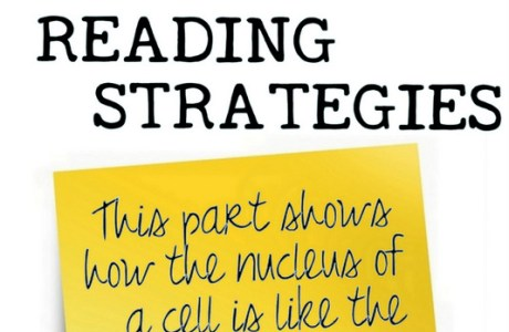 Using Sticky Notes to Teach Reading Strategies