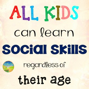 Teaching Social Skills to Middle and High Kids 2