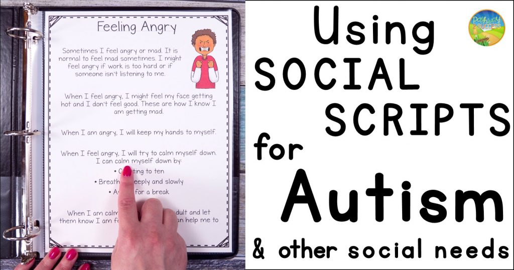 Using Social Scripts for Autism