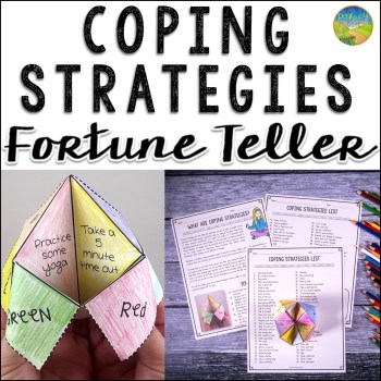 Coping Strategies Fortune Teller