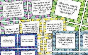 Growth Mindset Task Cards Sampler