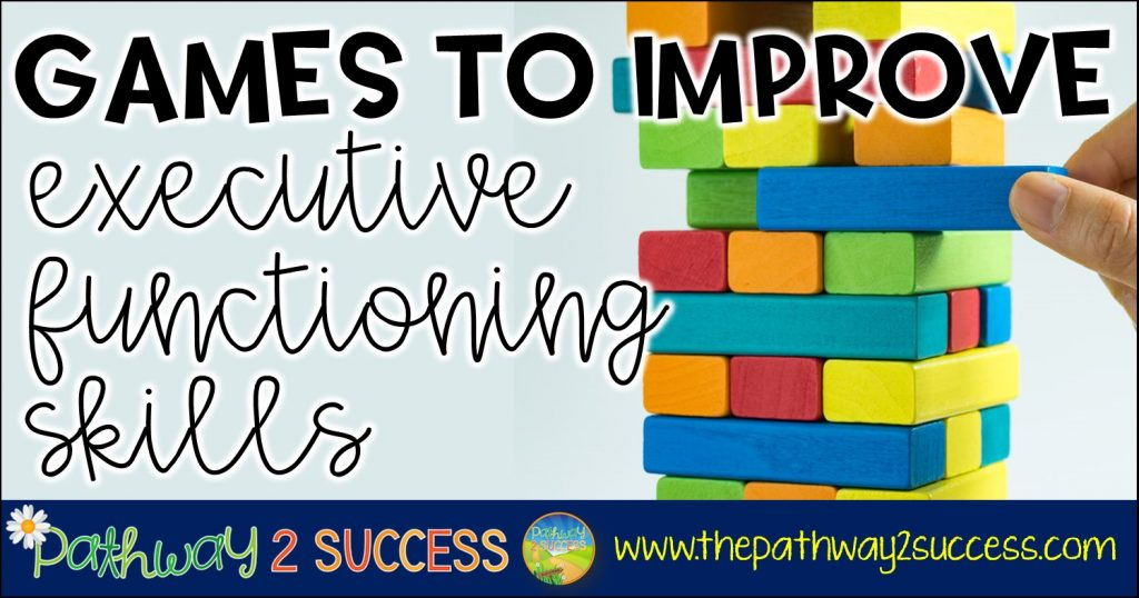 Games that Teach Executive Functioning
