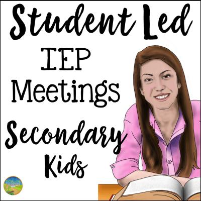 Student Led IEP Meetings