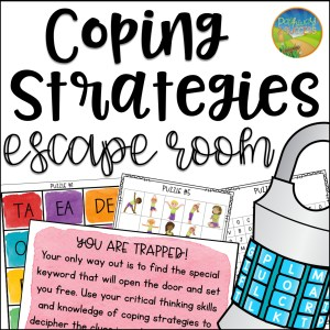 Coping Strategies Escape Room