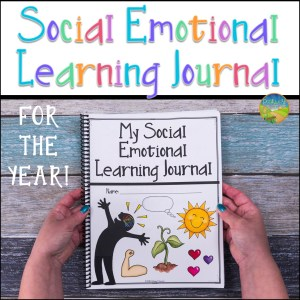Teaching social emotional skills with a journal can benefit all kids and young adults! Use a social emotional learning journal as the perfect tool to teach skills on a regular basis for all learners.
