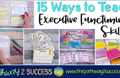 15+ Ways to Teach Executive Functioning Skills