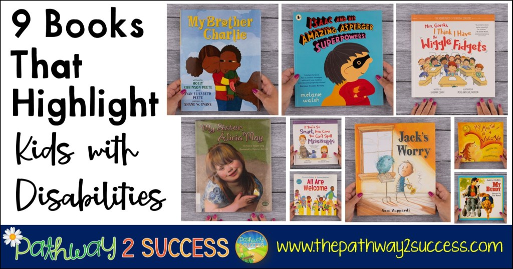 9 Books to Highlight Kids with Disabilities