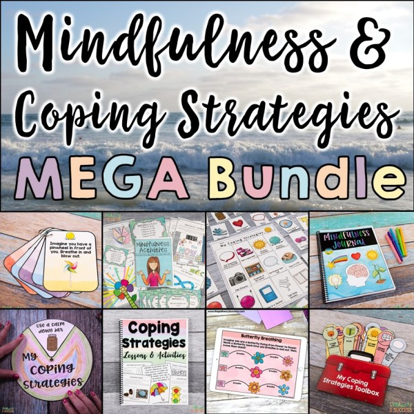 Coping strategies and mindfulness activities