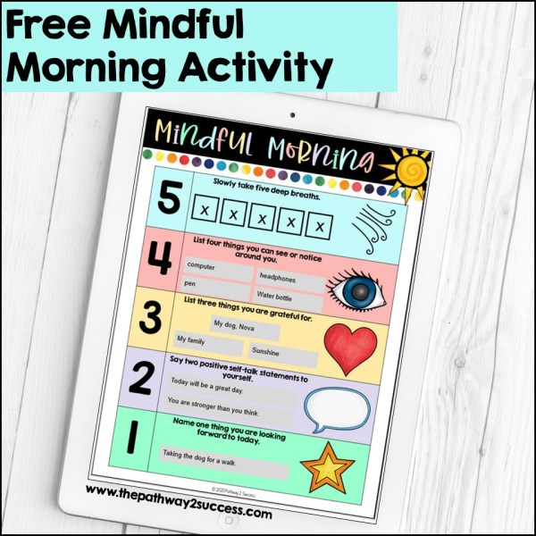 Mindful Morning Check-In