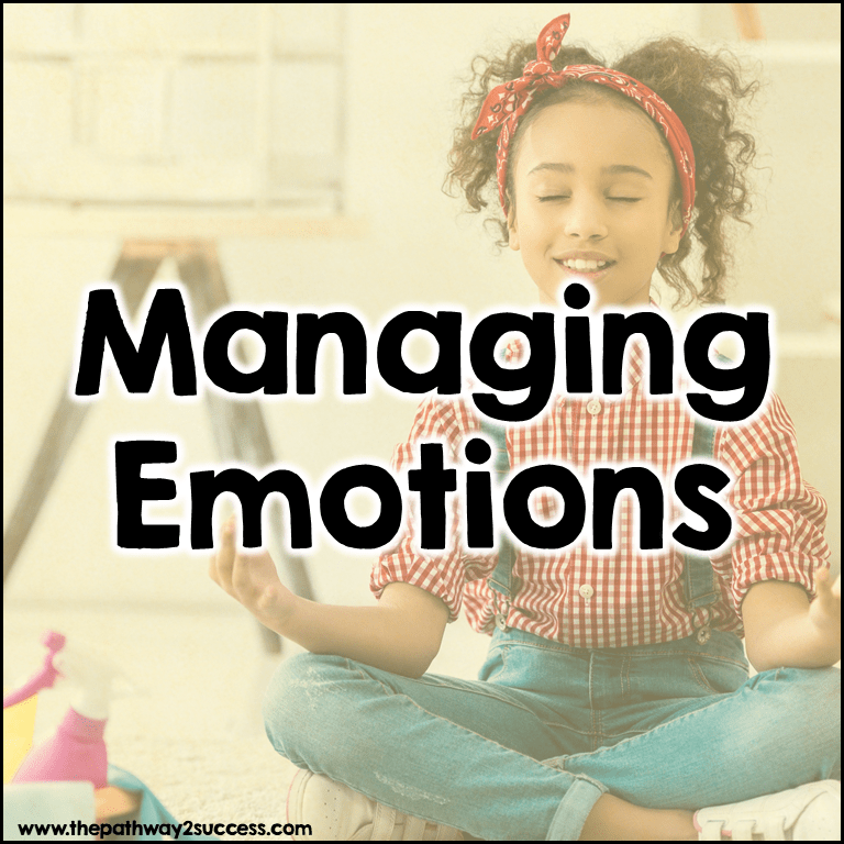 Managing emotions support for parents and families