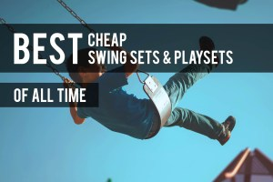 Cheap Swing Sets Playsets