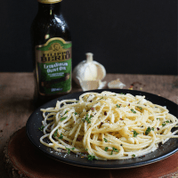 Back To Basics: Aglio Olio with Filippo Berio