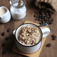 Cold Brew Coffee Overnight Oats