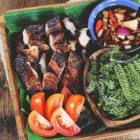 Grilled Pork Belly (Inihaw na Liempo)