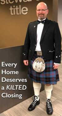 Scott Rodgers kilted closing