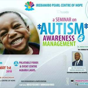 Autism Awareness Seminar!