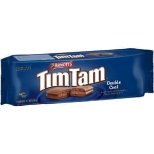 Arnott's Tim Tam Double Coat