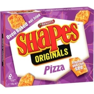 Arnott's Shape's Pizza