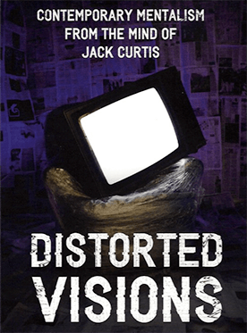 Distorted Visions (DVD) – Jack Curtis