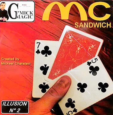 MC Sandwich – Mickael Chatelain
