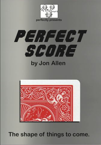 Perfect Score By Jon Allen