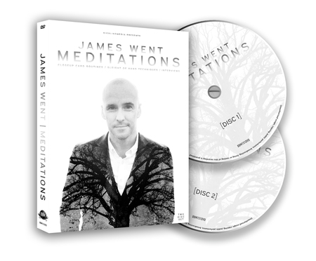 Meditations by James Went