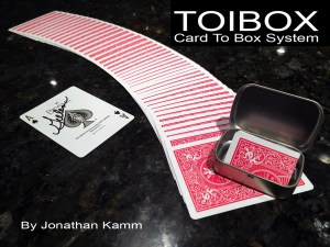 TOIBOX By Jonathan Kamm