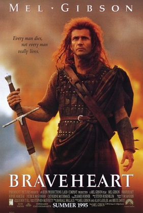 Braveheart Book Cover