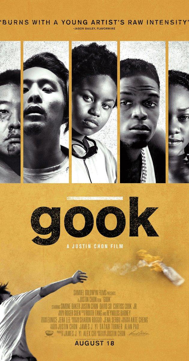 Gook Book Cover