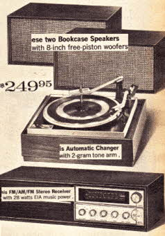 Latest 60s Stereo System