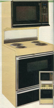 1984 Oven Range