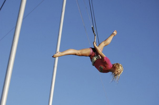 Club Med Turkoise Turks & Caicos Trapeze
