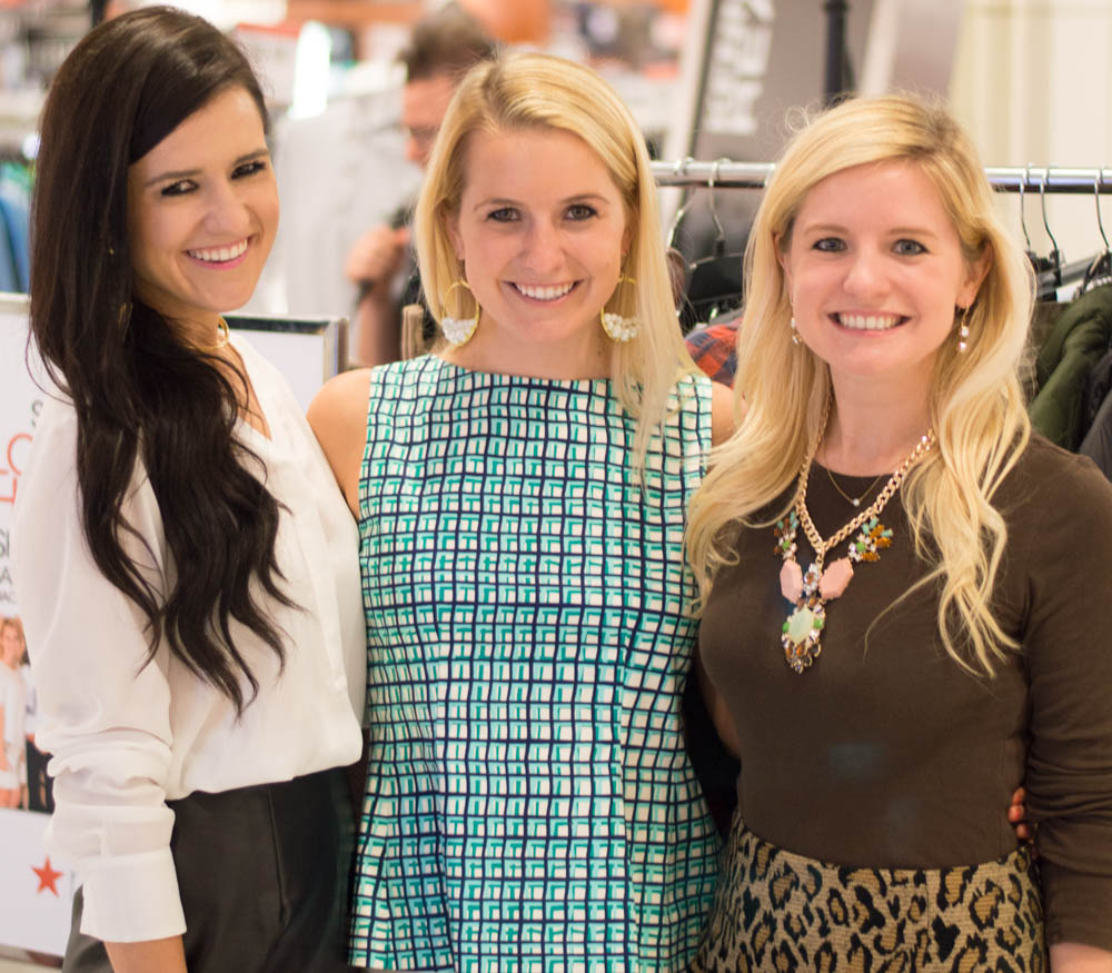 The Perennial Style preppy sister fashion blog Dallas