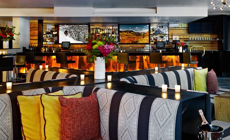 Sky Hotel Aspen trendy hotels