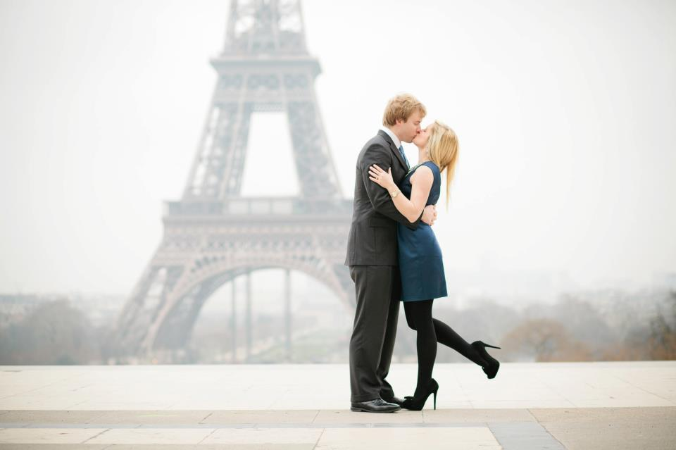 French Grey Photography Eiffel Tower