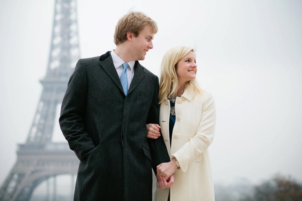 Honeymoon Photoshoot Paris