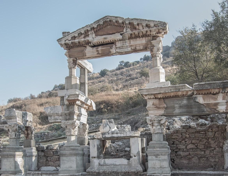 Ephesus Turkey Kusadasi