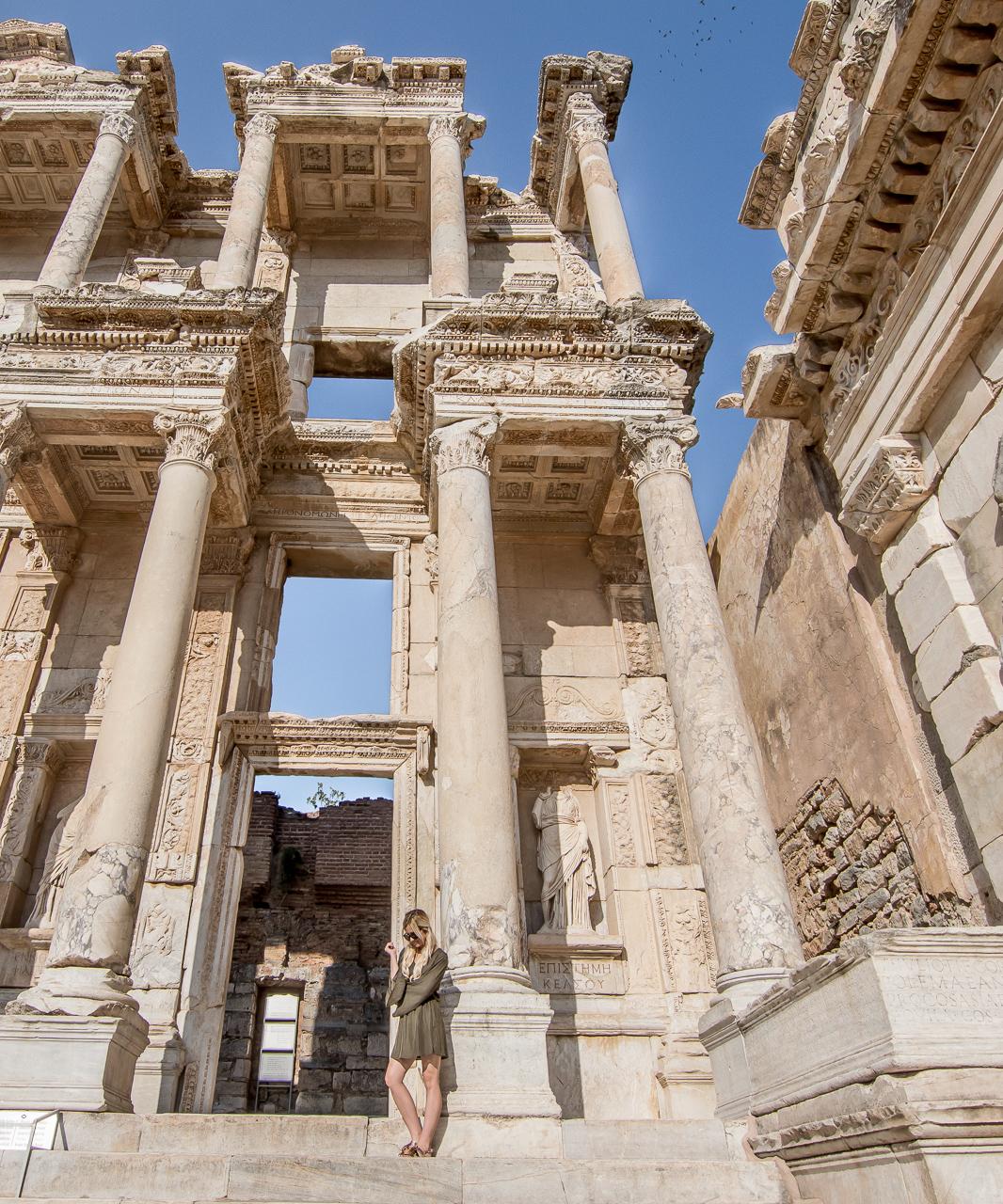 Ephesus Celsius Ruins
